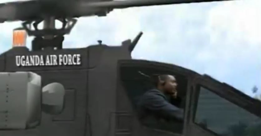 Uganda Air Force
