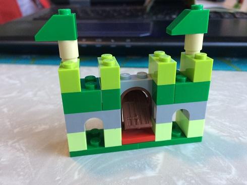 1.green castle
